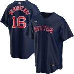 Nike Andrew Benintendi Boston Red Sox Navy Alternate 2020 Replica Player Jersey