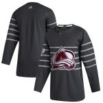 adidas Colorado Avalanche Gray 2020 NHL All-Star Game Authentic Jersey