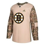 adidas Boston Bruins Camo Veterans Day Practice Jersey