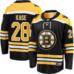 Fanatics Branded Ondrej Kase Boston Bruins Black Breakaway Home Player Jersey