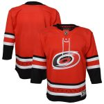 Carolina Hurricanes Youth Red Home Premier Jersey