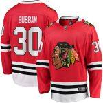 Fanatics Branded Malcolm Subban Chicago Blackhawks Red Breakaway Home Player Jersey