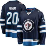 Fanatics Branded Cody Eakin Winnipeg Jets Navy Breakaway Home Player Jersey