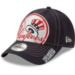 New Era New York Yankees Toddler Navy Fuzzy 9TWENTY Adjustable Hat