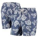 Tommy Bahama New York Yankees Navy Naples Parrot in Paradise Swim Shorts