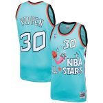 Mitchell & Ness Scottie Pippen Eastern Conference Teal Hardwood Classics 1996 NBA All-Star Game Swingman Jersey
